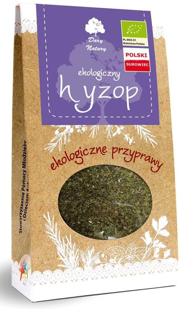 Hyzop BIO 30g - Dary Natury