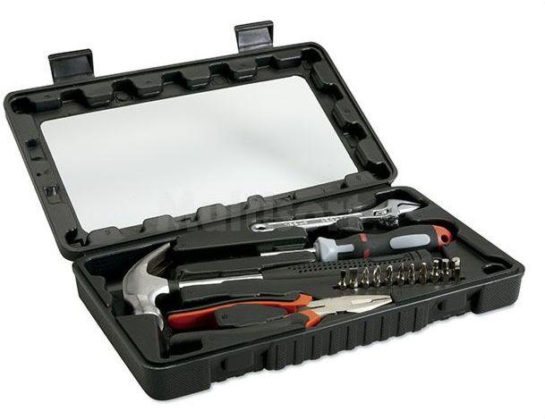 Zestaw 15 narzędzi w walizce
