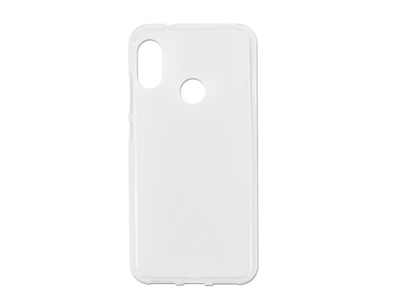 Xiaomi Redmi 6 Pro - etui na telefon FLEXmat Case - biały