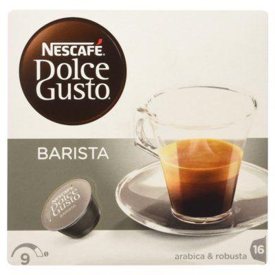 Kapsułki NESCAFE Dolce Gusto Espresso Barista. Kup taniej o 40 zł dołączając do Klubu