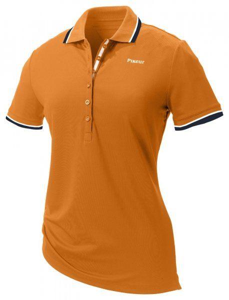 Koszulka polo Pikeur CLAUDIA - orange