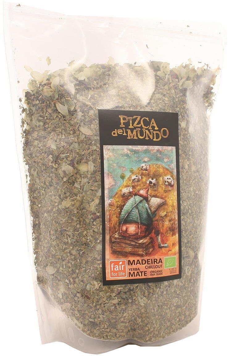 Yerba mate relaksująca Madeira chillout - Pizca del Mundo - 500g