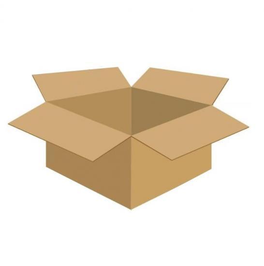 Karton klapowy tekt 5 - 400 x 400 x 300 620g/m2 fala BC ( 10 szt. w paczce )