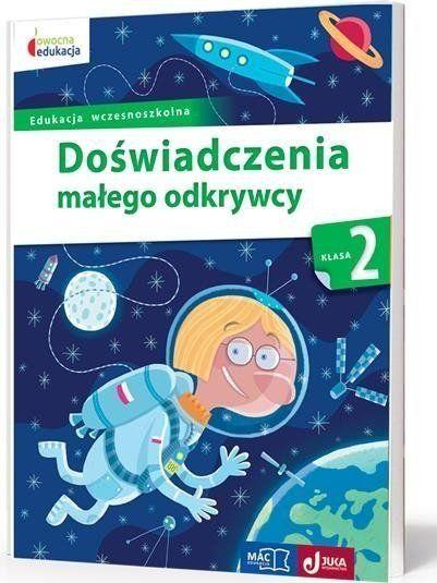 Owocna edukacja SP 2 Doświad. małego odkrywcy MAC - Stefania Elbanowska-Ciemuchowska