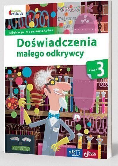 Owocna edukacja SP 3 Doświad. małego odkrywcy MAC - Stefania Elbanowska-Ciemuchowska