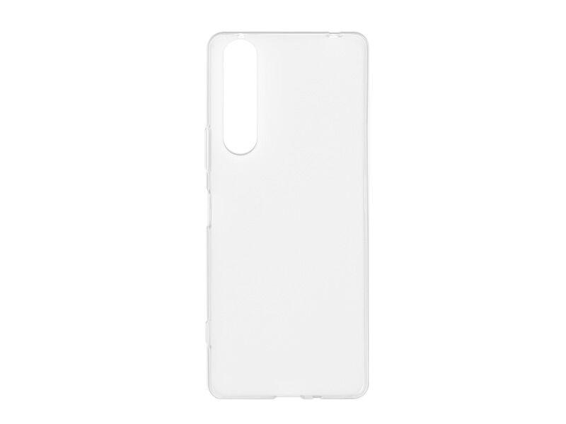Sony Xperia 1 II - etui na telefon FLEXmat Case - biały