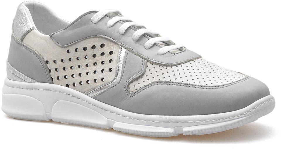 Sneakersy Venezia 2097 Białe/Szare