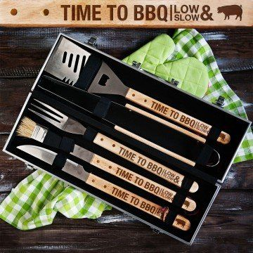 Time to BBQ - Zestaw do grilla