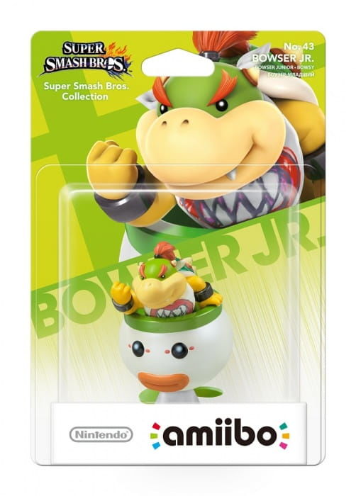 Figurka Amiibo Smash Bowser Jr.