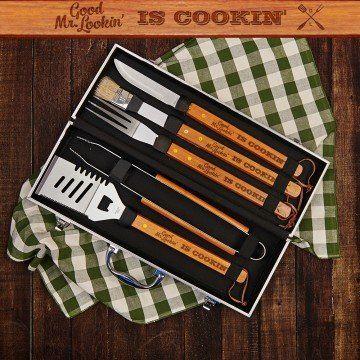 Mr. Good Lookin - Zestaw do grilla