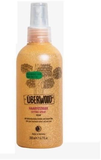 Uberwood Spray Utrwalający do Układania Włosów 200 ml