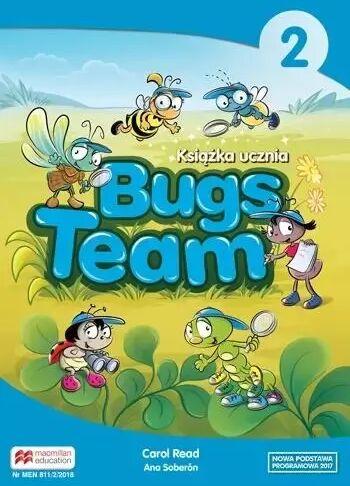 Bugs Team 2. Książka ucznia - Carol Read, Ana Soberón