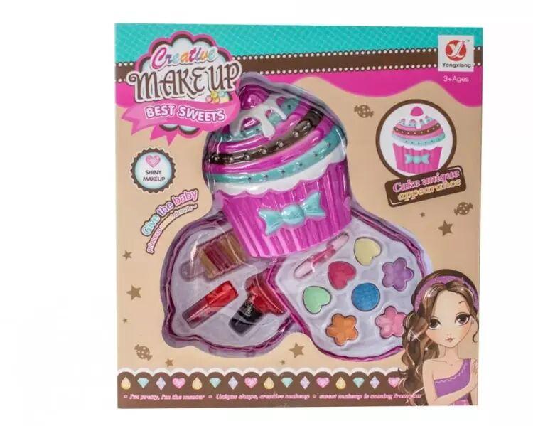 Kosmetyki dla lalek - Babeczka 2