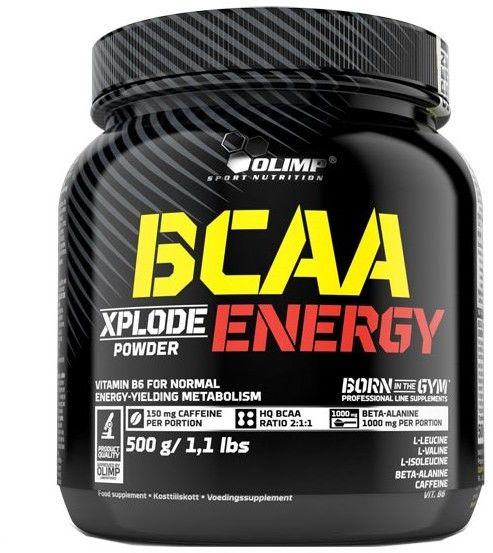 BCAA Xplode Energy Olimp Labs