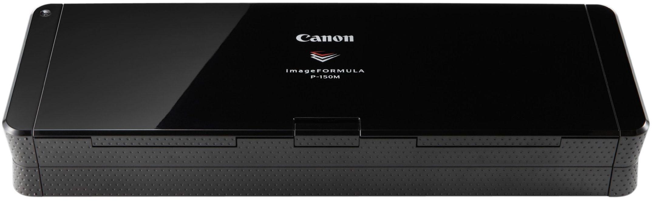 Canon imageFORMULA P-150M mobilny Mac A4-duplex kolorowy skaner dokumentów 600 dpi USB 2.0