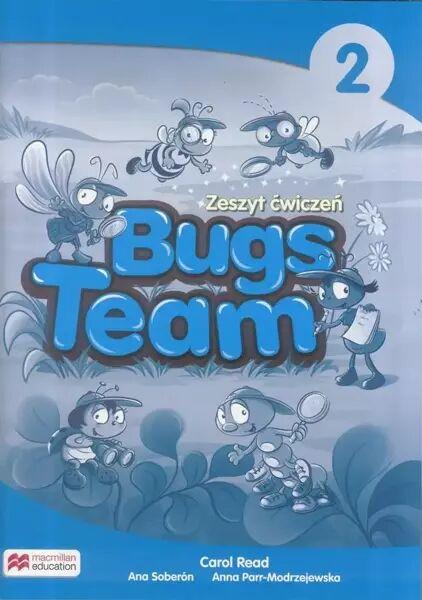 Bugs Team 2 Zeszyt ćwiczeń MACMILLAN - praca zbiorowa