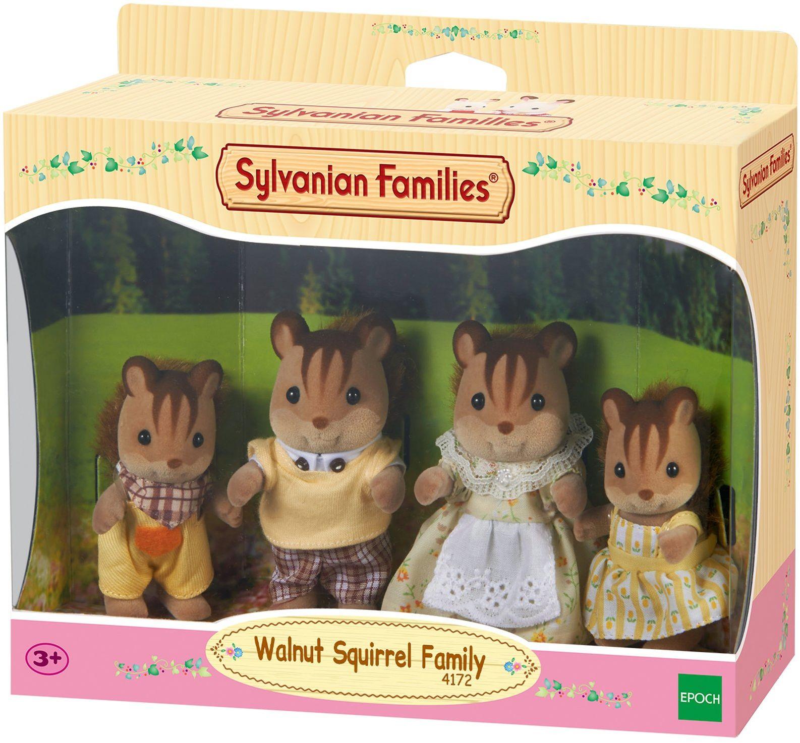 Sylvanian Families - Wiewiórka orzechowa