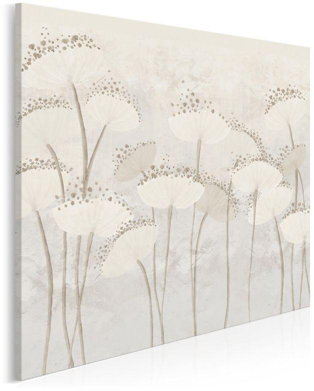 Małe tęsknoty - nowoczesny obraz na płótnie - 80x80 cm