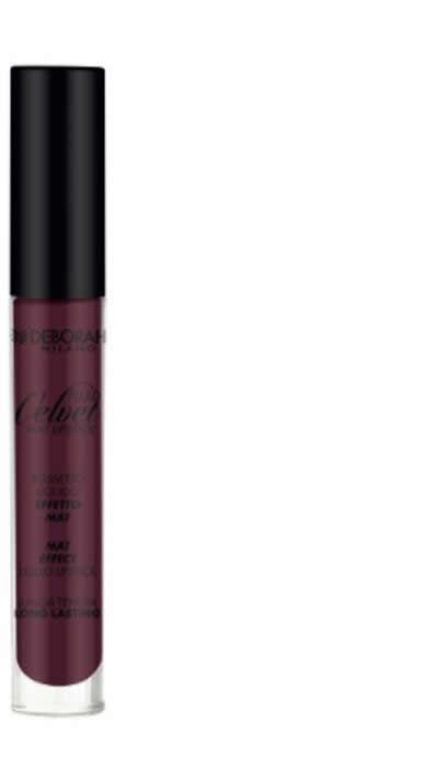 Fluid Velvet Lipstick DEBORAH MILANO 09