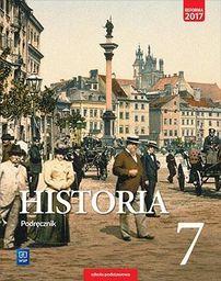 Historia podręcznik dla klasy 7 szkoły podstawowej 177201 882/4/2017 ZAKŁADKA DO KSIĄŻEK GRATIS DO KAŻDEGO ZAMÓWIENIA