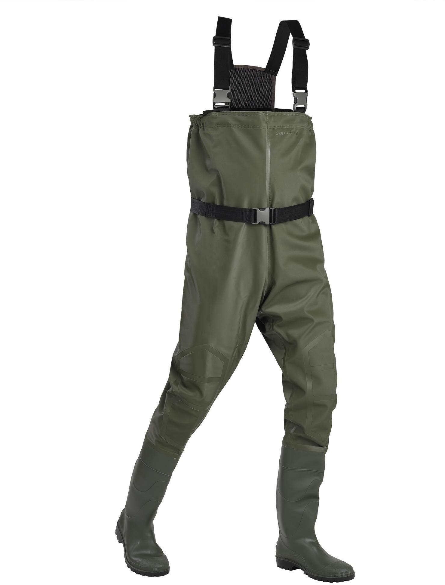 Spodniobuty wędkarskie 100