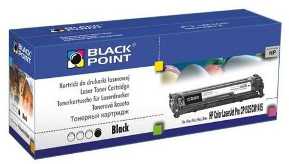 BLACK POINT LCBPHCP1525BK / CE320A (black)