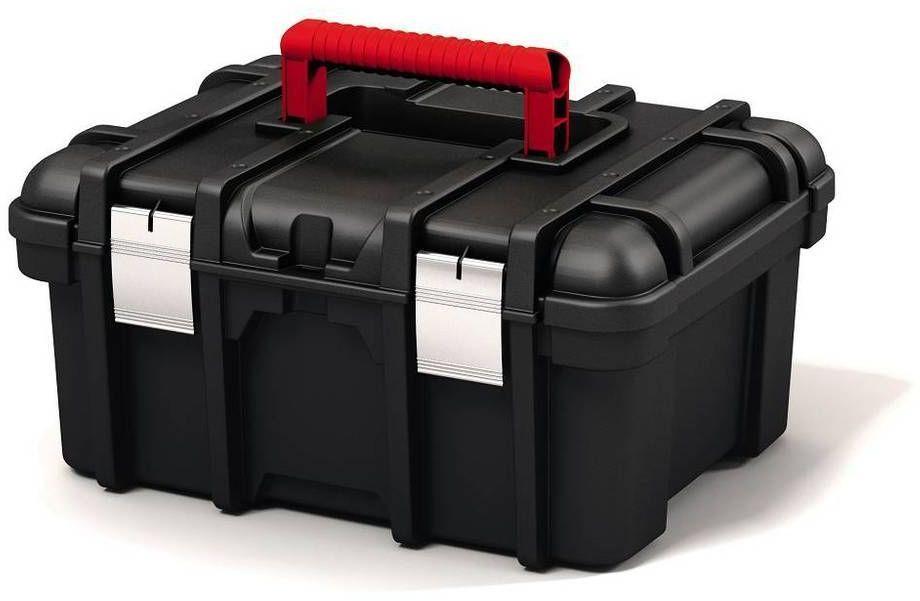 Walizka narzędziowa KETER POWER 16 '' - czarna