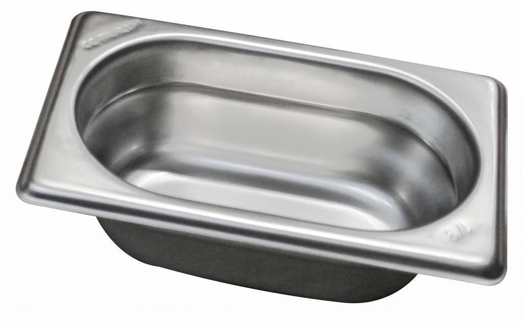 Pojemnik gastronomiczny GN 1/9 65 lub 200mm