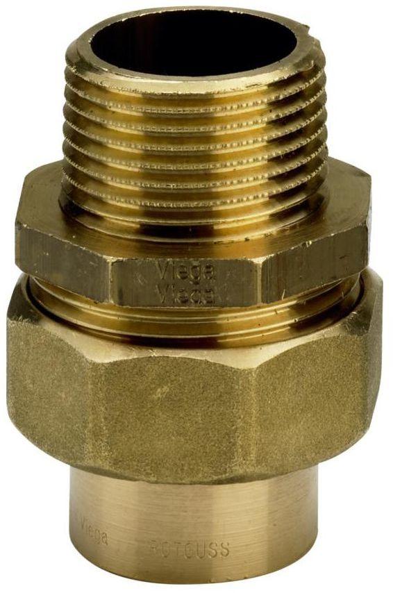 """Śrubunek 15 mm - GZ1/2"""" VIEGA"""