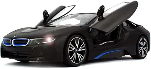 Rastar i8 RC Auto, czarny