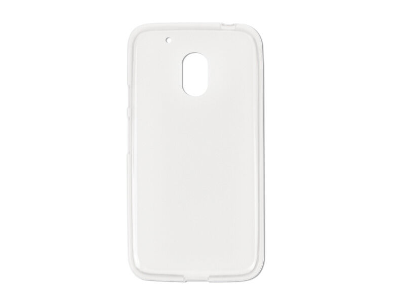 Lenovo Moto G4 Play - etui na telefon FLEXmat Case - biały