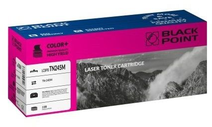 BLACK POINT LCBPBTN245M / TN-245M (magenta)