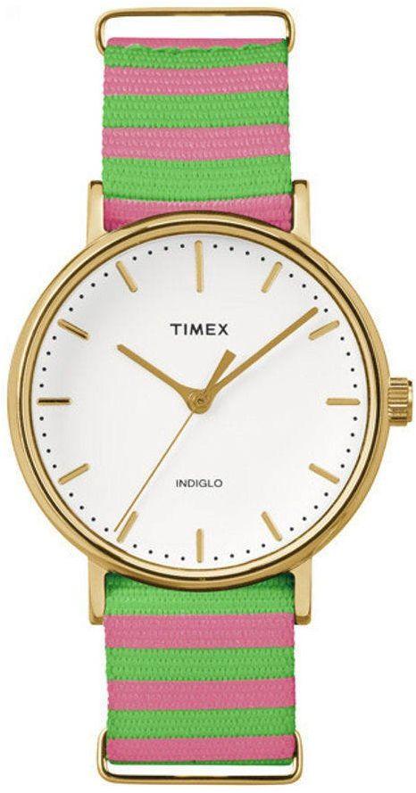 Zegarek Timex TW2P91800 Weekender Fairfield 37