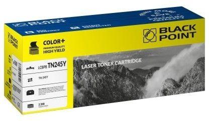 BLACK POINT LCBPBTN245Y / TN-245Y (yellow)