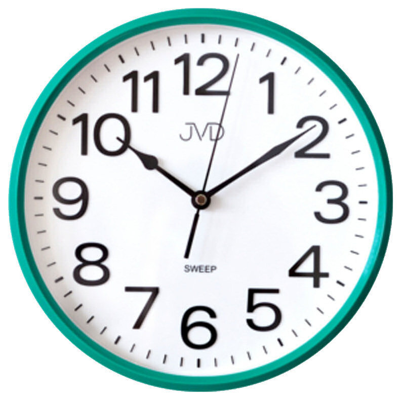 Zegar ścienny JVD HP683.4 Cichy mechanizm