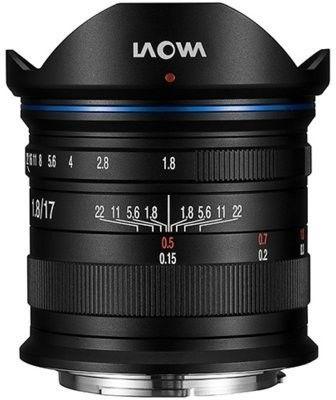 Obiektyw Laowa C-Dreamer 17 mm f/1.8 Micro 4/3