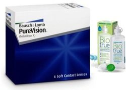 Soczewki Purevision Nigh & Day 6 szt