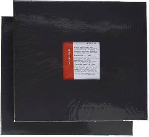 Artemio 30,5 x 30,5 cm, album na zdjęcia, antracyt