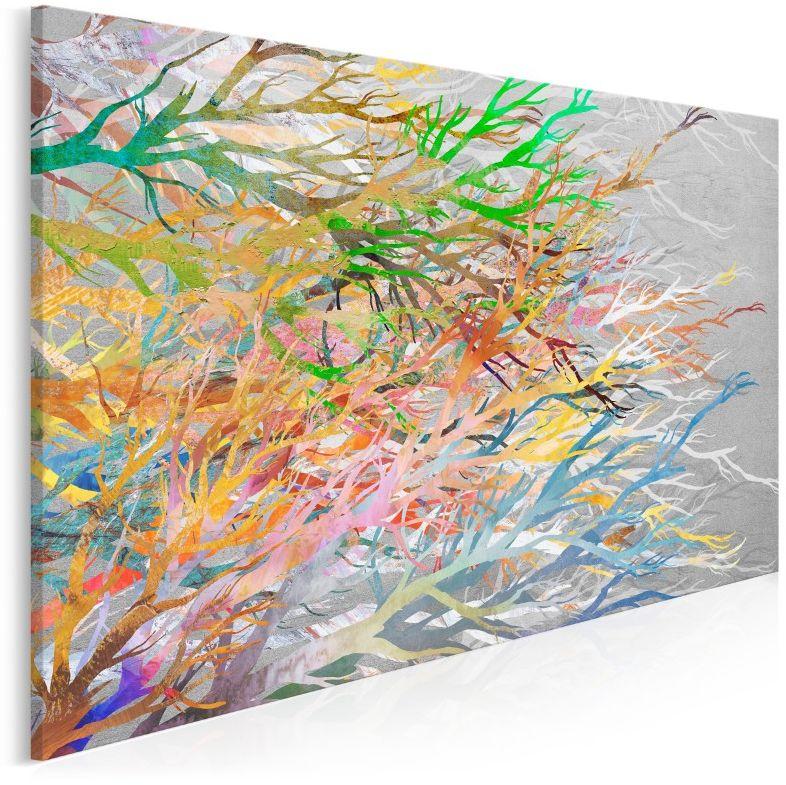 Jutrzenka - nowoczesny obraz do sypialni - 120x80 cm