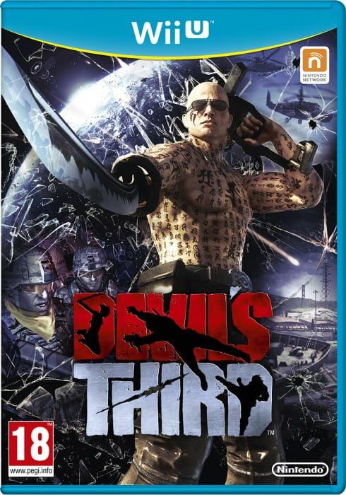 Gra Devil''s Third (Nintendo WiiU)