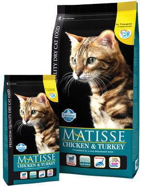 MATISSE CHICKEN TURKEY VEG. 20kg