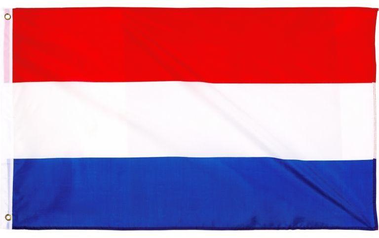 Flaga Holandii - 120 cm x 80 cm