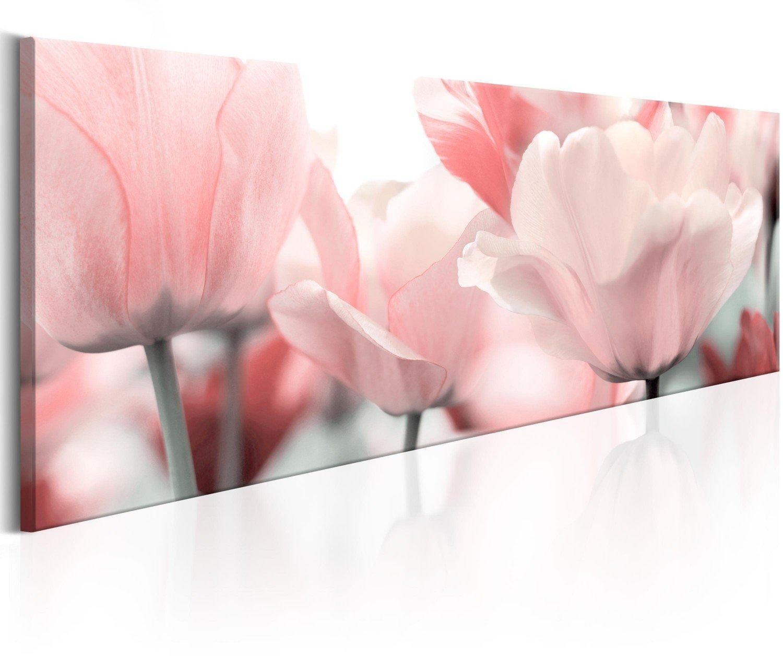 Obraz - różowe tulipany