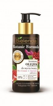 Bielenda Botanic olejek do mycia twarzy granat+amarantus 140ml