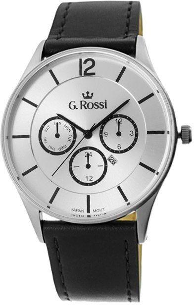 Zegarek Męski G.Rossi 7028A-3A1