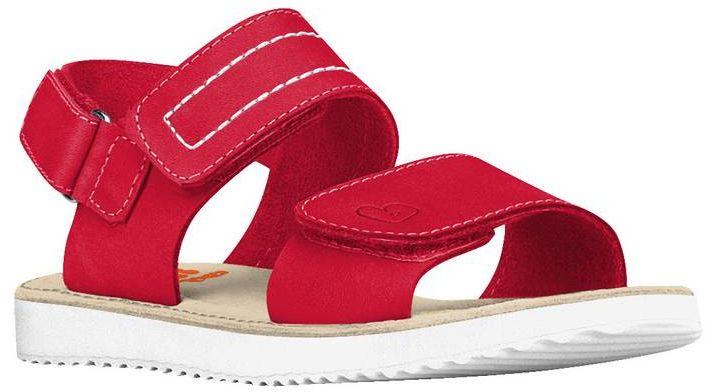 Sandały dziecięce BIBI (czerwone)1017013