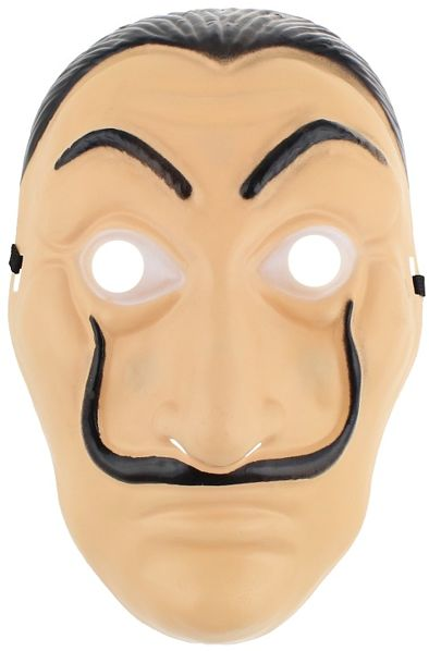 Maska SALVADORE El Profesor 1szt MASA-YH