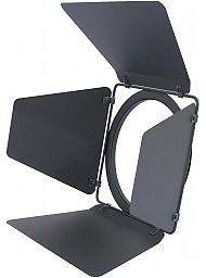 Skrzydełka kadrujące do reflektora Eurolite Barn doors PAR-56 Czarne