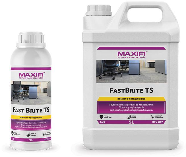Maxifi Fast Brite TS do tapicerek i wykładzin