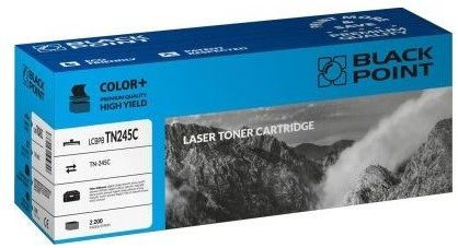 BLACK POINT LCBPBTN245C / TN-245C (cyan)